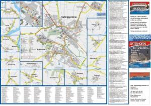 Stadtplan von Osterhofen