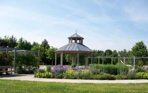 Pavillon im Stadtpark