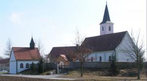 Pfarrkirche St. Peter und Paul in Wisselsing