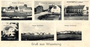 Postkarte von 1913
