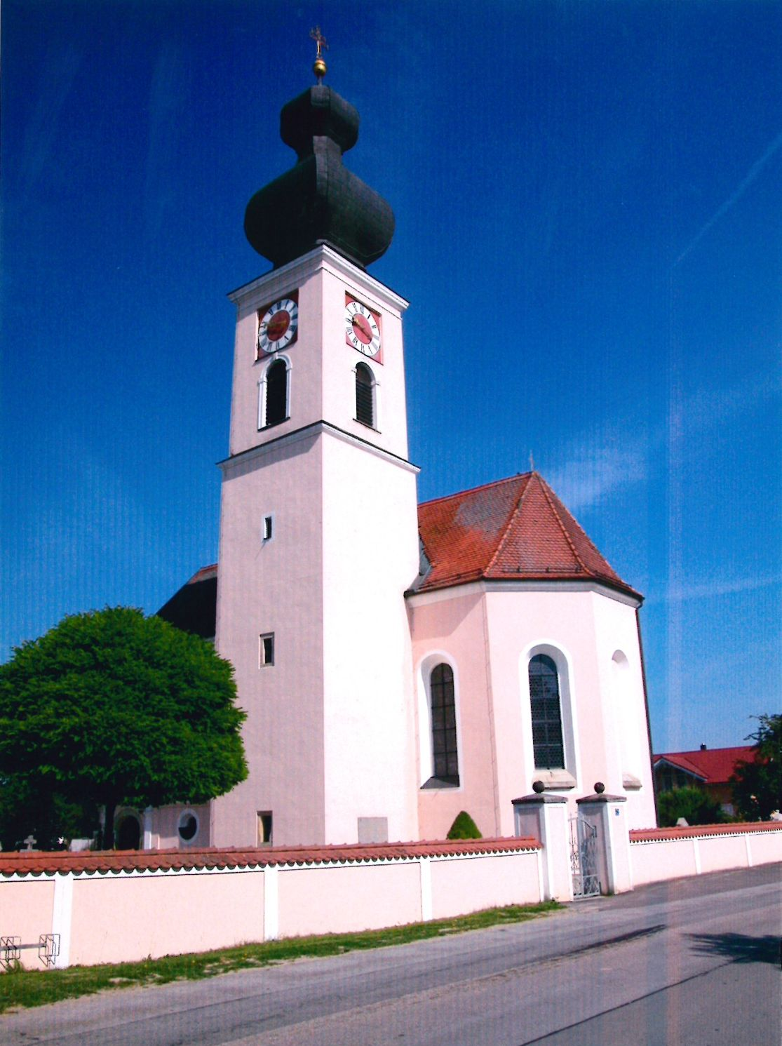 Pfarrkirche St. Thomas Aicha a. d. Donau