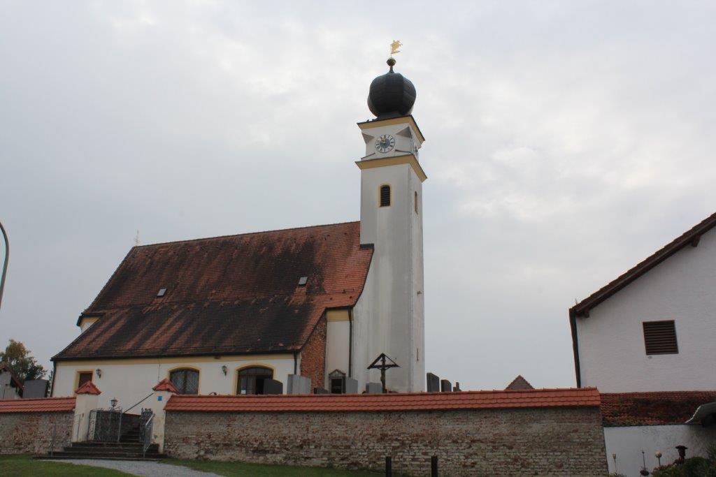 Pfarrkirche St. Martin in Haardorf
