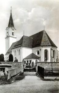 Kirche in Kirchdorf