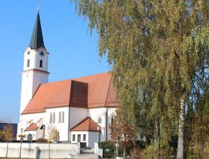 Kirche Mariä Geburt in Kirchdorf