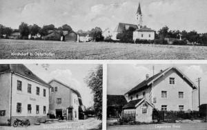 Postkarte Kirchdorf