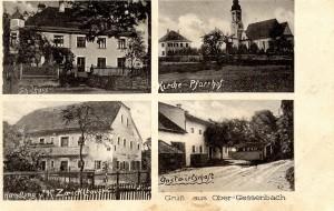 Postkarte Obergessenbach