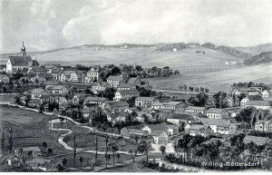 Postkarte Willing-Göttersdorf ca. 1931